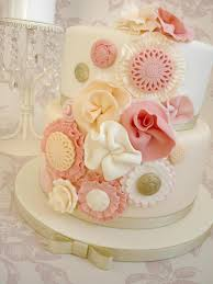 Vintage Cake Design Ideas 115 Best Shabby Chic Vintage Images On Pinterest Biscuits Cakes