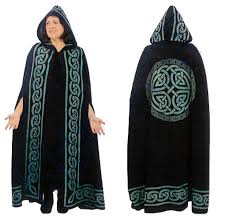 celtic ritual robes green celtic ritual robe or cloak pagan portal