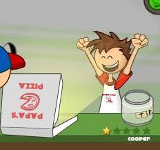 jeux de cuisine papa louis pizza jeux de pizza de papa hôtel en football