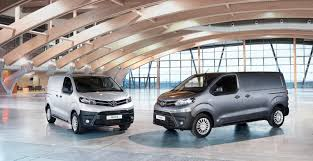 toyota brand new cars new toyota proace van offers more versatility than ever 64 pics