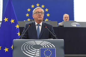 state of the union juncker u0027s u0027big day u0027