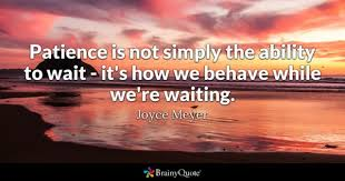 waiting quotes brainyquote
