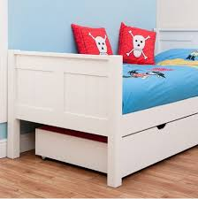 Stompa Bunk Beds Stompa Classic White Single Bed