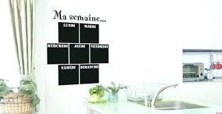 memo ardoise cuisine cadre memo ardoise slate table memo with tableau memo