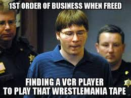 Wrestlemania Meme - making a murderer meme home facebook