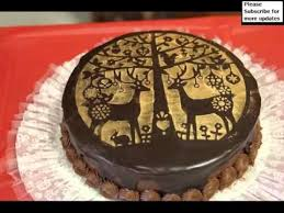 Chocolate Cake Easy Decoration Pictures Of Delicious And Sweet