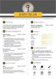 Create Resume Free Online by Strikingly Design Resume Generator 16 Cv Sample Doc File Free