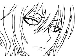 draw anime boys next anime boy reixjune coloring page free
