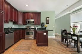 kitchen colors with oak cabinets 2019 some of the kitchen color combinations planmyinterior