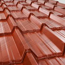Metal Roof Tiles Roof Tiles Terracotta Tile Effect Roofing Sheets Pvc Metal Steel