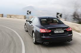 new maserati back 2017 maserati quattroporte review