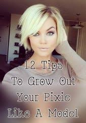 ways to wear your hair growing out a pixie 17 things everyone growing out a pixie cut should know hair