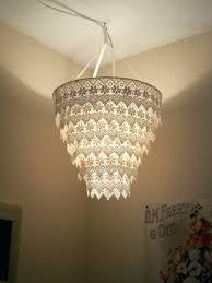 pendant lighting plug in chandeliers design wonderful ikea chandelier light venise lace