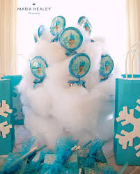 frozen party frozen party ideas a frozen birthday party creative juice