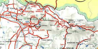 Romania Map Maramures Map Maramures Romania U2022 Mappery