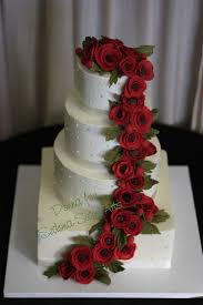 red u0026 white wedding cakes stylish eve