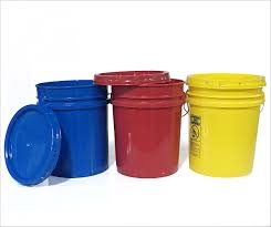 Storage Containers Portland Plastic Buckets And Lids Tap Plastics