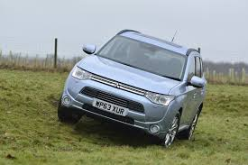 mitsubishi station wagon mitsubishi outlander phev 2015 review by car magazine