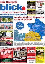 Preise F Einbauk Hen Inn Salzach Blick Ausgabe 14 2016 By Blickpunkt Verlag Issuu