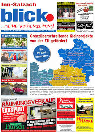 Sch E Einbauk Hen Inn Salzach Blick Ausgabe 14 2016 By Blickpunkt Verlag Issuu