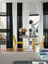 Black Living Room Curtains Ideas Magnificent 44 Best Noir Images On Pinterest Architecture Black