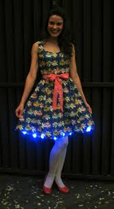 light up christmas skirt cassie stephens christmas light up dress