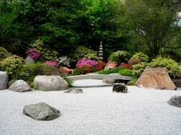 tsubo en is a private japanese zen buddhist garden of the