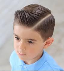 new elegant new haircut for kids