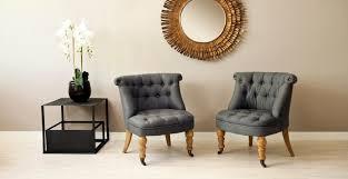 chaise pour chambre adulte petit fauteuil pour chambre simple fauteuil maison du monde pas
