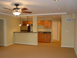 kitchen beautiful small basement kitchen design ideas finished