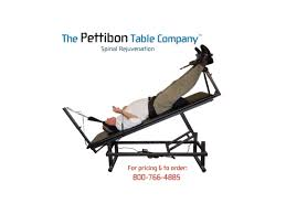 how to decompress spine without inversion table pt 5 dual traction inversion table pettibonsystem com