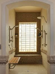 wheelchair accessible bathroom design wheelchair accessible shower houzz
