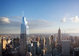 new york s future second tallest tower breaks ground archdaily