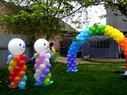 Balloon decoration ideas for wedding birthday holiday party