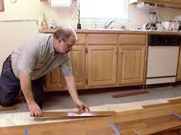 Installing Wood Floors On Concrete Installing Laminate Wood Flooring Over Concrete