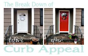 Cheap Curb Appeal - benefit of curb appeal spoonful of imagination
