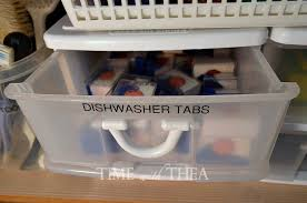 Kitchen Sink Cabinet Kitchen Sink Cabinet Storage Ideas Time With Thea