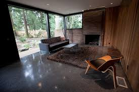 Pacific Northwest Design Modern Home Tour Into The Woods Seattle Refined