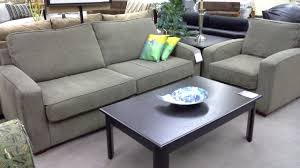Living Room Furniture Matching Cort Tampa Stonehenge Sofa With Matching Chair The