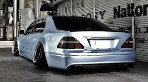 toyota celsior 1999 toyota celsior tuning and styling youtube