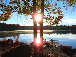 better to wake at the lake beautiful lakefront house 1014644