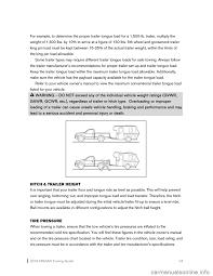 nissan altima 2016 maintenance schedule nissan altima 2016 l33 5 g towing guide