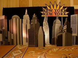 New York City Themed Party Decorations - casino theme parties and props rick herns productions san