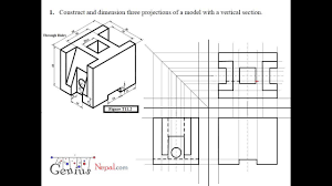 pdf engineering drawing a w boundy solution 28 pages