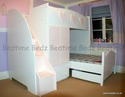 Bunk Beds With Wardrobe L Shaped Bunk Bed Without Storage Bedtime Bedz
