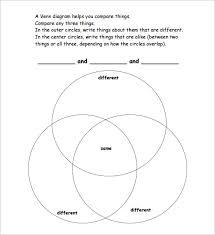 10 triple venn diagram templates u2013 free sample example format