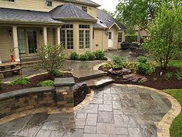 paving designs for backyard 40 paving garden and backyard ideas