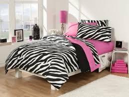 Zebra Print Bedroom Sets Total Fab Pink Zebra U0026 Leopard Print Comforter And Bedding Sets
