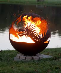 The Firepit Awesome Pit The Firepit Pany Dragons Bowl A Bell