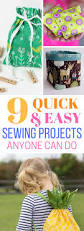 easy diy projects 9 easy sewing projects anyone can master crafts on fire